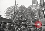 Image of officials meet Torgau Germany, 1945, second 15 stock footage video 65675063152