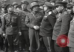 Image of officials meet Torgau Germany, 1945, second 20 stock footage video 65675063152