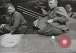Image of officials meet Torgau Germany, 1945, second 46 stock footage video 65675063152