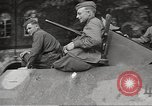 Image of officials meet Torgau Germany, 1945, second 47 stock footage video 65675063152