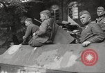 Image of officials meet Torgau Germany, 1945, second 48 stock footage video 65675063152