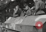 Image of officials meet Torgau Germany, 1945, second 49 stock footage video 65675063152