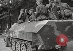 Image of officials meet Torgau Germany, 1945, second 50 stock footage video 65675063152