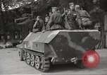 Image of officials meet Torgau Germany, 1945, second 51 stock footage video 65675063152