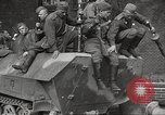 Image of officials meet Torgau Germany, 1945, second 53 stock footage video 65675063152