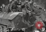 Image of officials meet Torgau Germany, 1945, second 54 stock footage video 65675063152