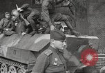 Image of officials meet Torgau Germany, 1945, second 57 stock footage video 65675063152