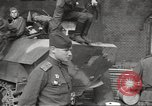 Image of officials meet Torgau Germany, 1945, second 58 stock footage video 65675063152