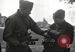 Image of Allied soldiers Germany, 1945, second 3 stock footage video 65675063153