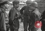 Image of Allied soldiers Germany, 1945, second 54 stock footage video 65675063153