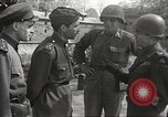 Image of Allied soldiers Germany, 1945, second 60 stock footage video 65675063153