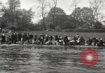 Image of Allied soldiers Torgau Germany, 1945, second 8 stock footage video 65675063154