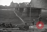 Image of Allied soldiers Torgau Germany, 1945, second 11 stock footage video 65675063154