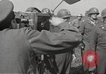 Image of Allied soldiers Torgau Germany, 1945, second 17 stock footage video 65675063154