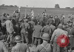 Image of Allied soldiers Torgau Germany, 1945, second 24 stock footage video 65675063154