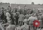 Image of Allied soldiers Torgau Germany, 1945, second 26 stock footage video 65675063154