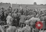 Image of Allied soldiers Torgau Germany, 1945, second 27 stock footage video 65675063154