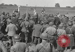 Image of Allied soldiers Torgau Germany, 1945, second 28 stock footage video 65675063154