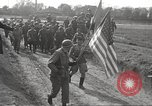 Image of Allied soldiers Torgau Germany, 1945, second 31 stock footage video 65675063154