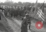 Image of Allied soldiers Torgau Germany, 1945, second 32 stock footage video 65675063154