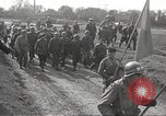 Image of Allied soldiers Torgau Germany, 1945, second 33 stock footage video 65675063154