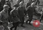 Image of Allied soldiers Torgau Germany, 1945, second 40 stock footage video 65675063154