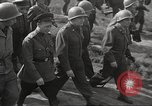 Image of Allied soldiers Torgau Germany, 1945, second 41 stock footage video 65675063154