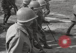 Image of Allied soldiers Torgau Germany, 1945, second 43 stock footage video 65675063154