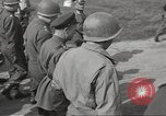 Image of Allied soldiers Torgau Germany, 1945, second 44 stock footage video 65675063154