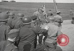 Image of Allied soldiers Torgau Germany, 1945, second 46 stock footage video 65675063154