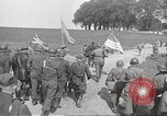 Image of Allied soldiers Torgau Germany, 1945, second 48 stock footage video 65675063154