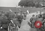 Image of Allied soldiers Torgau Germany, 1945, second 49 stock footage video 65675063154