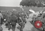 Image of Allied soldiers Torgau Germany, 1945, second 50 stock footage video 65675063154
