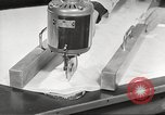 Image of manufacture of German Army parachutes World War 2 Germany, 1939, second 23 stock footage video 65675063156