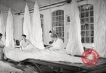 Image of manufacture of German Army parachutes World War 2 Germany, 1939, second 52 stock footage video 65675063156