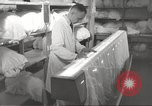 Image of manufacture of German Army parachutes World War 2 Germany, 1939, second 56 stock footage video 65675063156