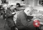 Image of manufacture of German Army parachutes World War 2 Germany, 1939, second 60 stock footage video 65675063156