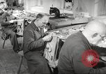 Image of manufacture of German Army parachutes World War 2 Germany, 1939, second 61 stock footage video 65675063156