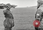 Image of German paratroopers jumping Germany, 1939, second 9 stock footage video 65675063159