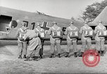 Image of German paratroopers jumping Germany, 1939, second 30 stock footage video 65675063159