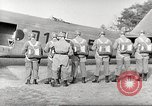 Image of German paratroopers jumping Germany, 1939, second 33 stock footage video 65675063159