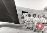 Image of German paratroopers jumping Germany, 1939, second 39 stock footage video 65675063159