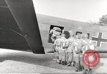 Image of German paratroopers jumping Germany, 1939, second 40 stock footage video 65675063159