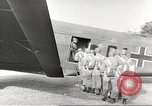 Image of German paratroopers jumping Germany, 1939, second 41 stock footage video 65675063159