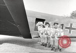 Image of German paratroopers jumping Germany, 1939, second 43 stock footage video 65675063159