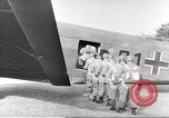 Image of German paratroopers jumping Germany, 1939, second 44 stock footage video 65675063159