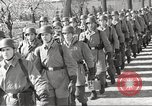 Image of German soldiers march and sing Germany, 1939, second 2 stock footage video 65675063161