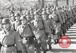 Image of German soldiers march and sing Germany, 1939, second 3 stock footage video 65675063161