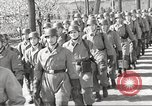 Image of German soldiers march and sing Germany, 1939, second 4 stock footage video 65675063161