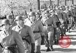 Image of German soldiers march and sing Germany, 1939, second 6 stock footage video 65675063161